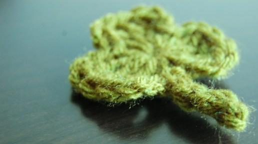 Crochet Shamrock Pattern (Free)