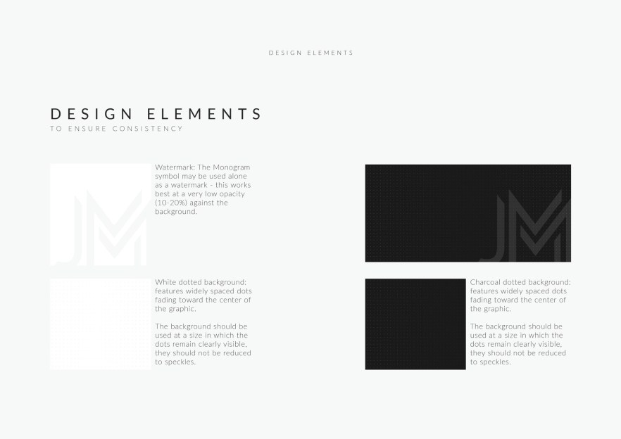 jm graphic design branding identity design london