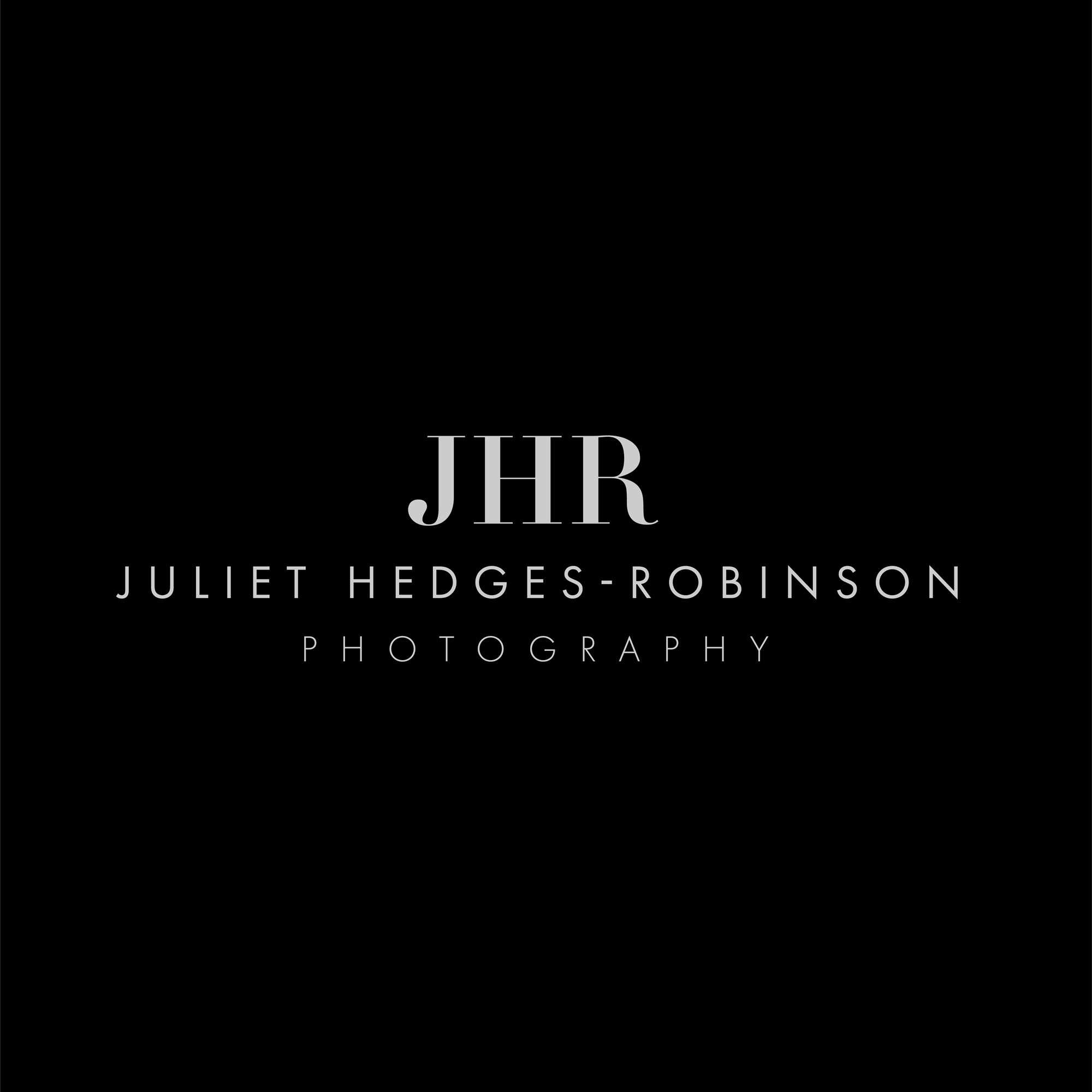JHR Photography Logo Design