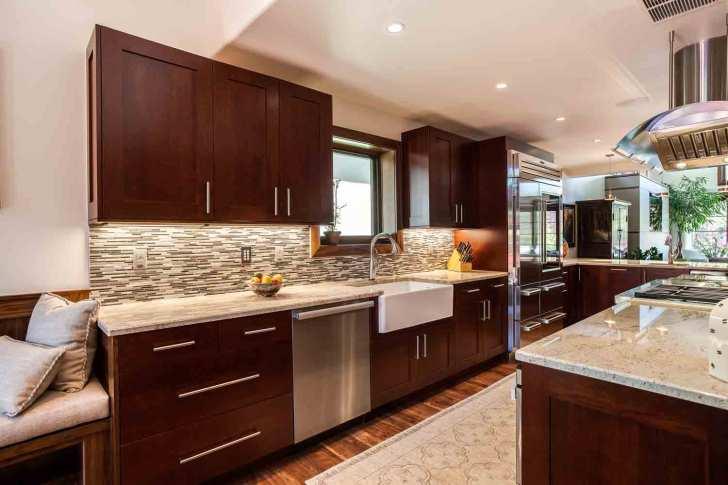 transitional cherry kitchen in cherry creek kitchen sinks denver