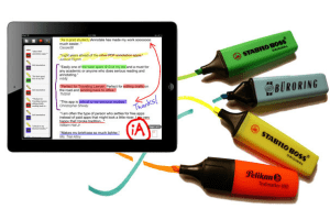 Ultimate guide on how to annotate PDF files on the iPad