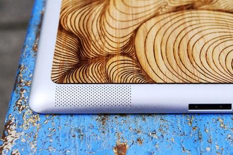 Grove iPad Skin