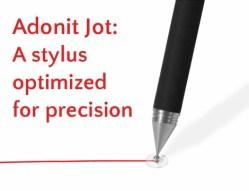 Adonit Jot: A stylus optimized for precision