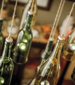 Small Of Wine Bottle Chandelier
