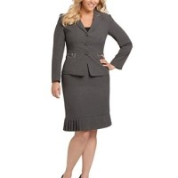 What do big women wear for an interview? 5 tips for Plus size women