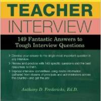 149 Questions and Answers to Ace Your Teacher Interview