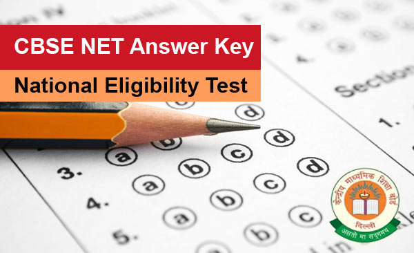 CBSE NET Answer Key Available at cbsenet.nic.in