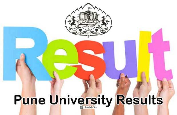 Pune University Results 2016 for B.Sc, B.Com, BE, BA, B.Tech Declared
