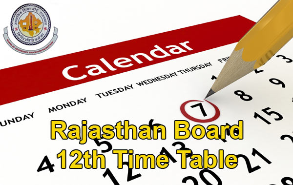 rajasthan-board-12th-time-table