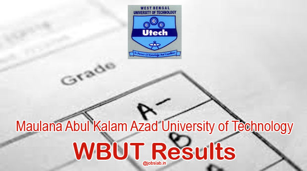 WBUT Result 2015-2016 Even and Odd Semester Exam Results