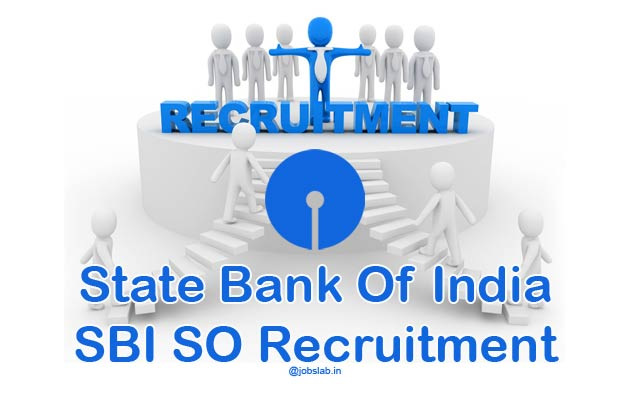 SBI SO Recruitment 2016: 152 Specialised Officers Positions for Wealth Management