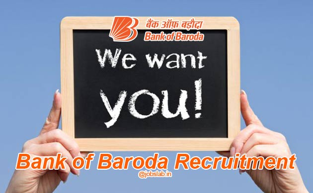 Bank of Baroda Recruitment 2016 Apply for 250 Specialist Officer Posts