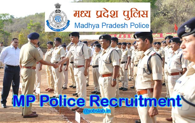 MP Police Recruitment 2016 - Apply for 14283 Constable, Head Constable, ASI Posts