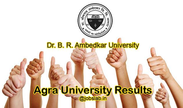 agra-university-result