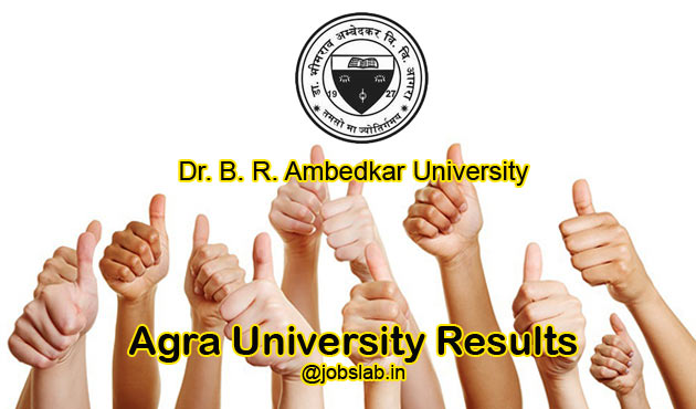 Agra University Result 2016 Declared Check DBRAU Results 2016