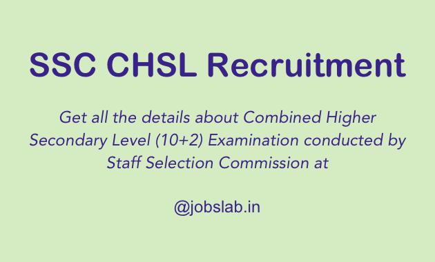 ssc-chsl-recruitment