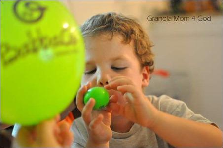 Babba balloon