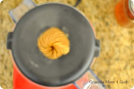 peanut butter vortex