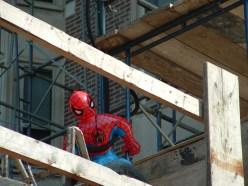 Spiderman fitness