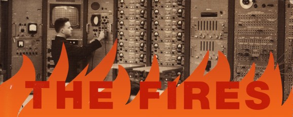 The Fires by Joe Flood - Banner