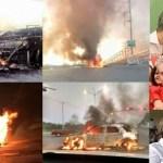 Varios brotes de violencia mientras la Presidencia se ocupa de las elecciones