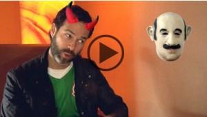 El hijo del diablo quiere ser presidente, conoce a Emiliano Salinas de Gortari (Vídeo)