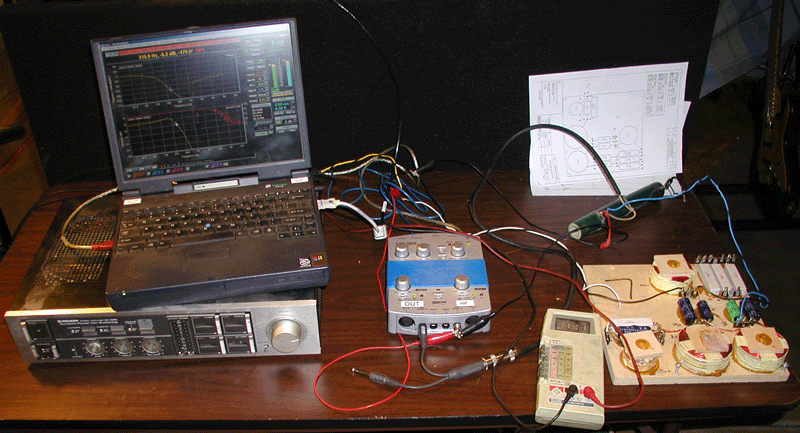 XO Test Setup