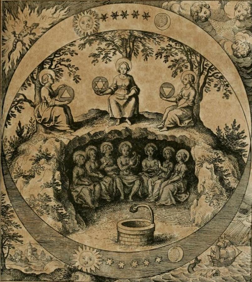seven hermetic principles