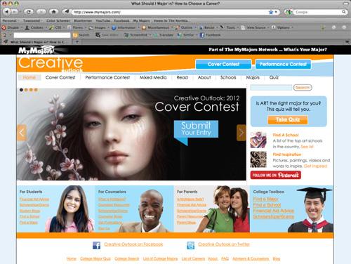 Creative Outlook Magazine