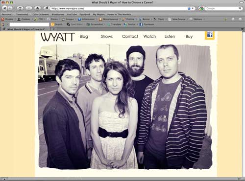 Band Of Wyatt