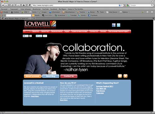 Lovewell Institute
