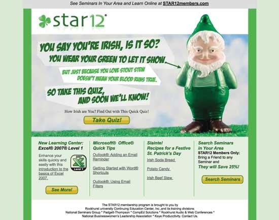 Star12 Seminars