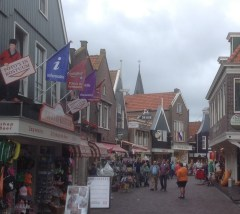 Village of Volendam