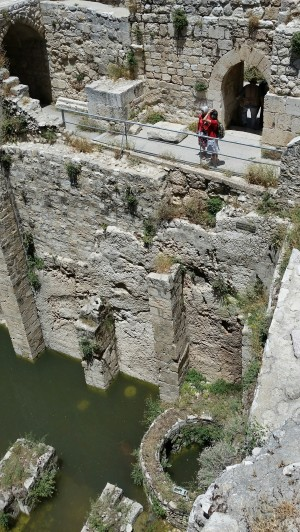 Ruins of the Pool of Bethesda