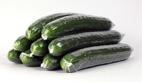 Komkommer soep