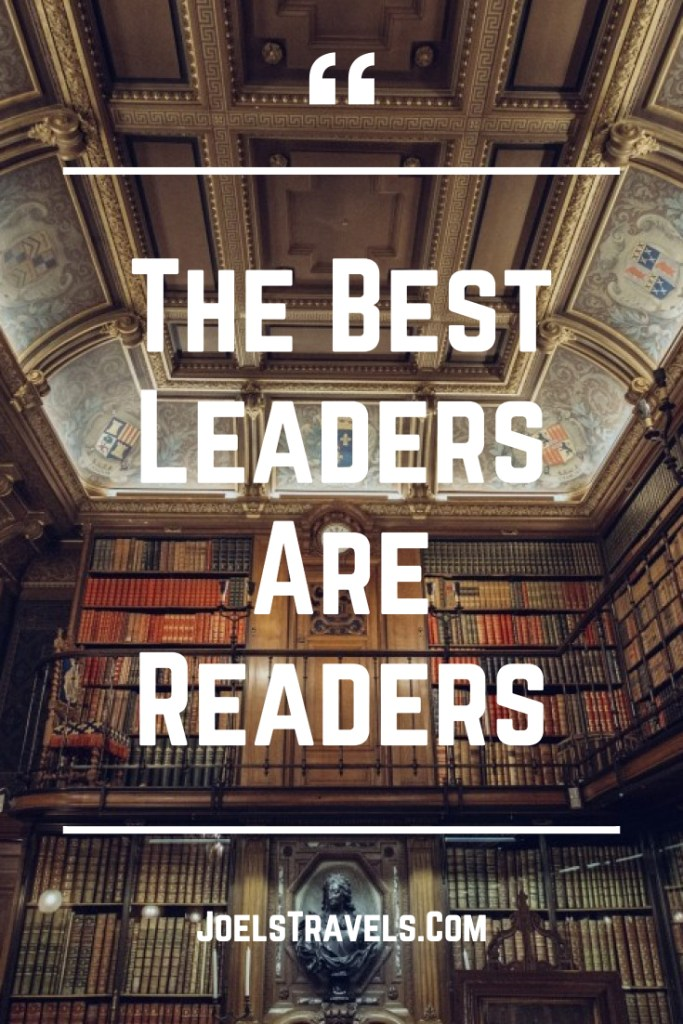 Readers Leaders Quote