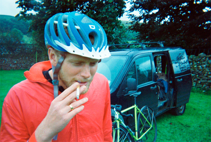 Smoking & Cycling Kettlewell