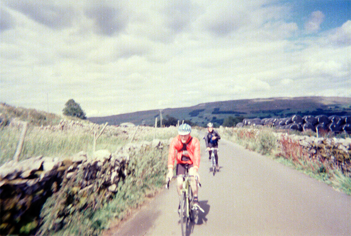 Yorkshire Dales Cycling Kettlewell
