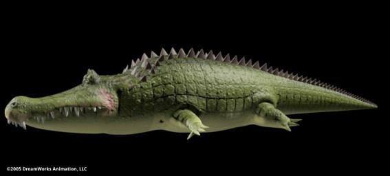 Crocodile: Model