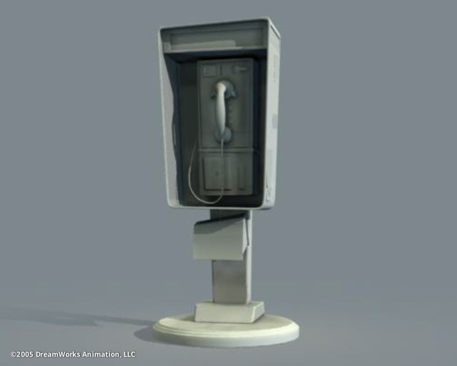 Pay Phone: Model