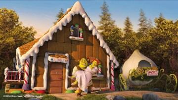 Honeymoon Cottage: Model
