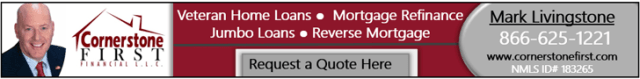Cornerstone First Financial Banner
