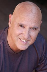 Actor Singer John George Campbell headshot