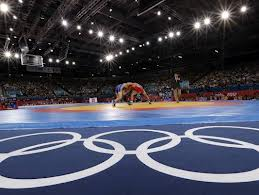 Wrestling remains an inexpensive sport open to many people