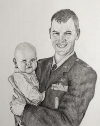 Jason & Quinton Drawing