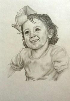 Melanie Drawing