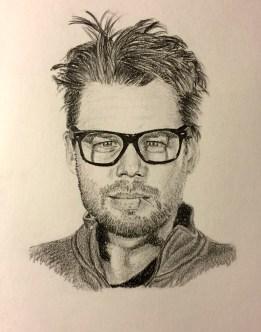 Portrait Drawing for RedditGetsDrawn