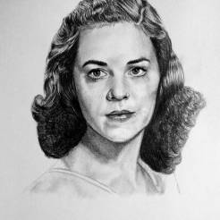 Lorna-Memorial-Portrait-Drawing-by-John-Gordon