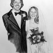 Silvius-Wedding-Anniversary-Portrait-Drawing-by-John-Gordon