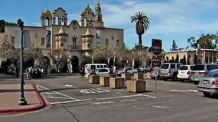 san diego metro - plaza de panama parking